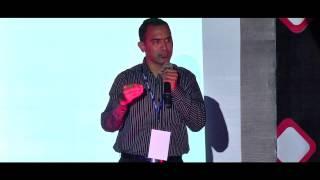 U TURN: Rajasekhar Mamidanna at TEDxCEG
