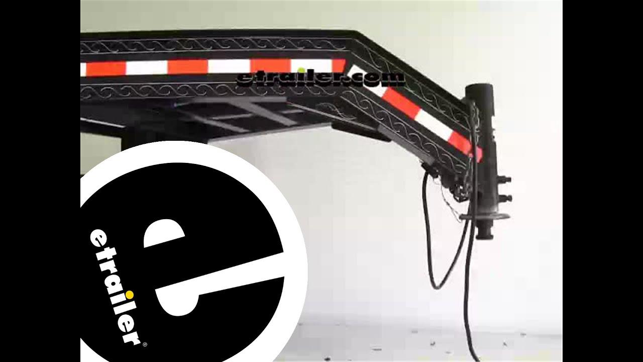 hight resolution of hopkins 7 way trailer connector installation etrailer com