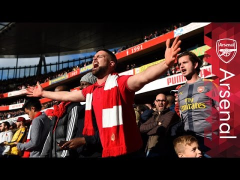 Arsenal fans' highs and lows during the north London derby