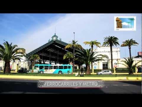 Medio de Transporte en Santiago de Chile - Chile 365 - turismo en Chile