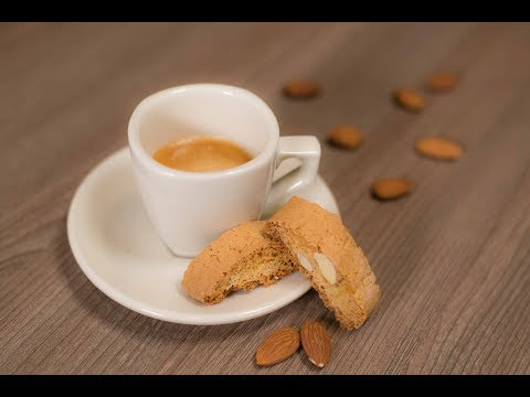 How to make delicious Cantuccini - the Italian way!