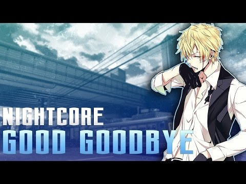 Nightcore - Good Goodbye - Linkin Park (feat. Pusha T And Stormzy)