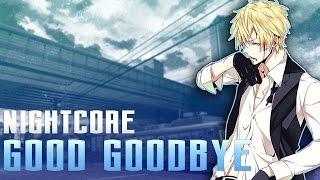 Nightcore - Good Goodbye - Linkin Park (feat. Pusha T and Stormzy)