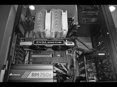 x99 Computer Build LIVE - PART 3 - FINAL