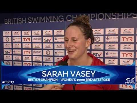 Резултат с изображение за VASEY, Sarah swimming