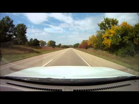I-74 Interstate 74 Bloomington Normal to Peoria Illinois 9.29.2011
