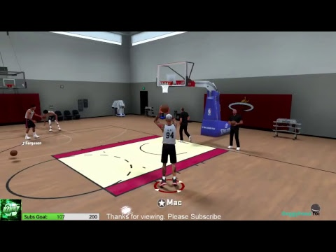 NBA 2K18 Nintendo Switch: Grinding!