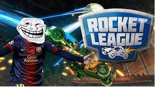 Noob youtuberlar !!! - rocket league ????