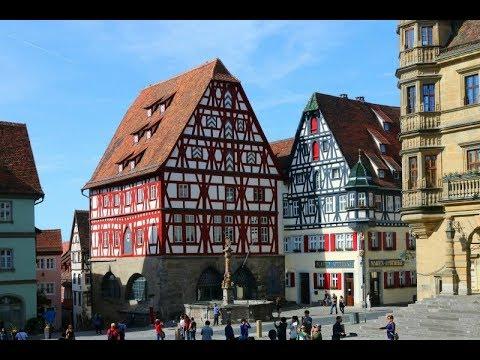 Rothenburg ob der tauber tour