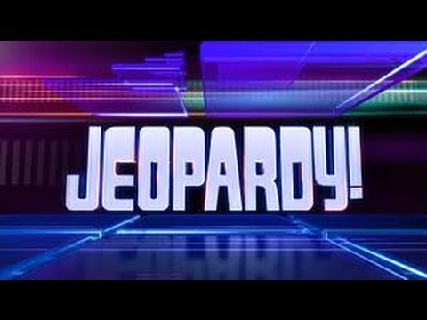 how to make your own jeopardy game! - youtube, Powerpoint templates