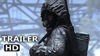 STALKER 2 Official Trailer (4K, 2020) Survival Game HD