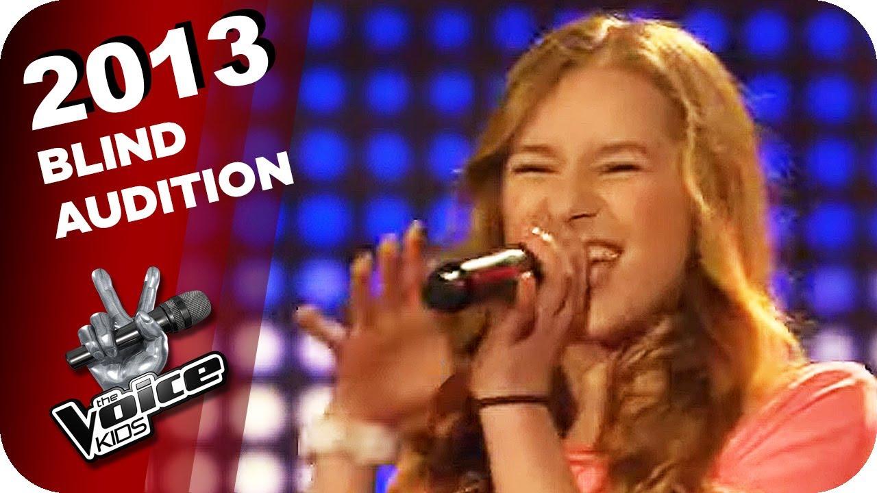 Jessie J - Mamma Knows Best (Rita) | The Voice Kids 2013 | Blind Auditions | SAT.1