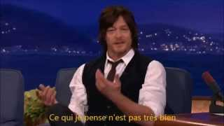 Norman Reedus Interview VOSTFR