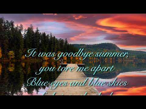 Goodbye Summer by Danielle Bradbery and Thomas Rhett lyric video