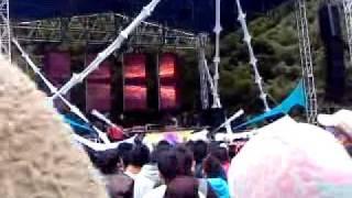 alien project  fantastic fest 2009  War - Low Rider Save The Robot Remix