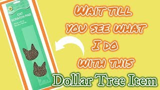 Wait till you see what I do with this DOLLAR TREE Item!!! | Quick and EASY Farmhouse Diy