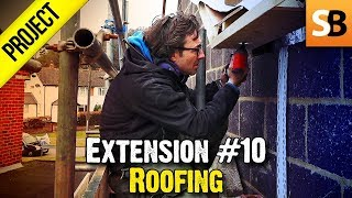 Building an Extension #10 - Soffits & Roof Underlay
