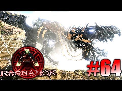 ARK: Ragnarok #64 - Prome Tek Giganotosaurus zähmen! | LP Ark Deutsch