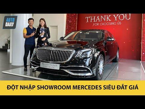 ĐỘT NHẬP showroom MẸC đắt giá bậc nhất Việt Nam |Autodaily.vn|