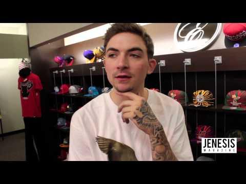 JENESIS Magazine Interviews: Caskey - Creative Control