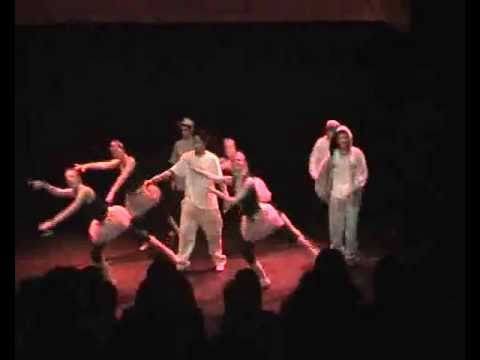 Hip-Hop- Ballet Dance