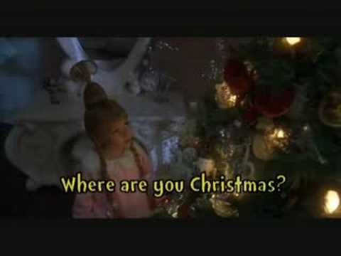 Where Are You Christmas by Taylor Momsen (with lyrics) - YouTube