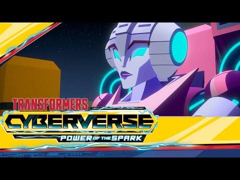 Идеальный шторм | #217 | Transformers Cyberverse