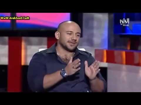 لقاء النجم احمد مكى على قناه الراى الجزء الاول