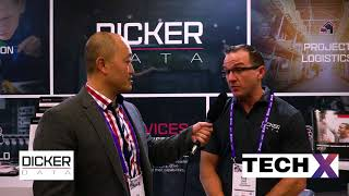 Gambar cover Dicker Data Services talk value-added offerings at TechX