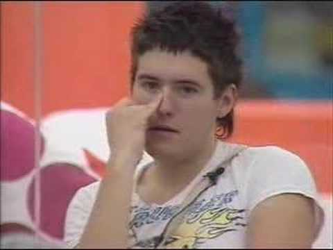 Big Brother UK 2005-Maxwell alters the shopping