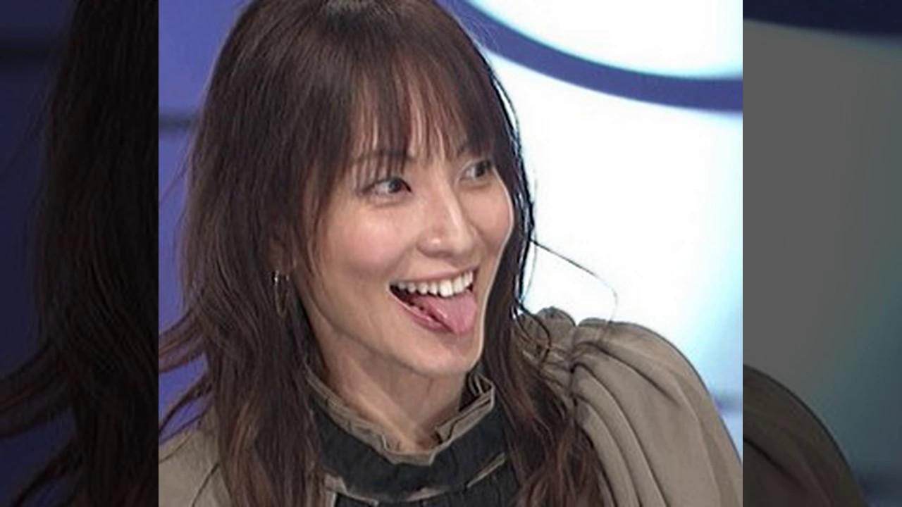 鈴木杏樹 舌