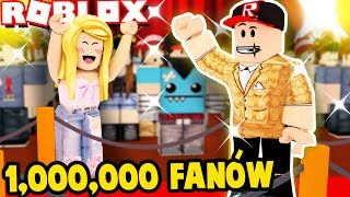 JAK ZOSTAĆ GWIAZDĄ W ROBLOX?! (Roblox Fame Simulator) Vito i Bella