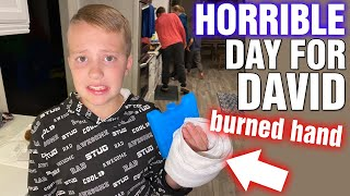 Burnt Hand, Broken Guitar, Braces Update, Clothes & Fan Mail  || Mommy Monday