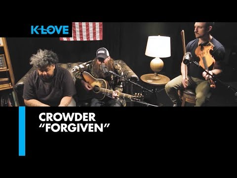 Crowder Forgiven  at KLOVE