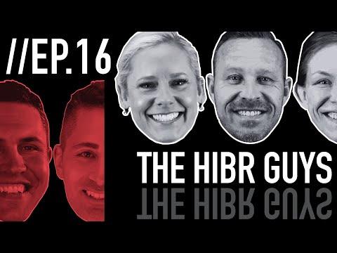 Episode 16: Sleep & Recovery with the HIBR Guys: Nick Ondrako & Eric Arbe