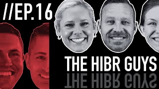 Episode 16: Sleep & Recovery with the HIBR Guys: Nick Ondrako & Erick Arbe