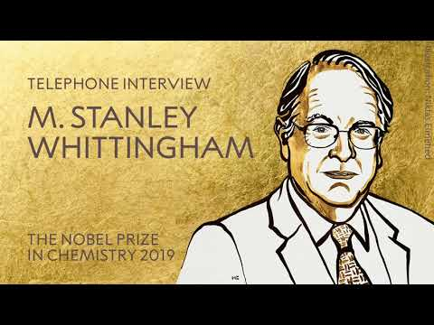 "M. Stanley Whittingham: ""They treated research workers like drilling an oil well."""