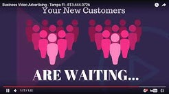 Business Video Strategies - Small Business Marketing Tampa Fl - 813-444-3726