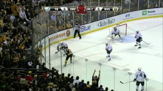 Tyler Seguin scores 2 goals, 2 assists in 2nd playoff game 5/17/11