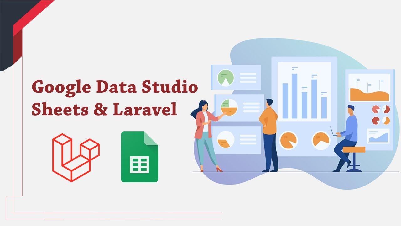 Installing Laravel & setting up the database with data using Seeder - DataStudio - 2