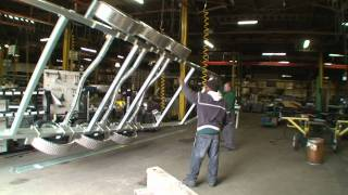 Trailer Construction for Durham Boats by LoadRite Trailers