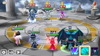 Summoners War - Arena vs Ariel Camilla Jubelle Juno thumbnail