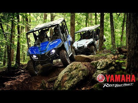 The All-New 2018 Yamaha Wolverine X4 Side-by-Side