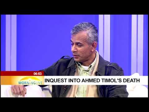 Inquest into Ahmed Timol's death