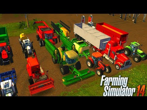 Скачать Fs 14 игра на андроид Farming Simulator 14