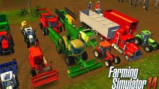 Скачать fs 14 игра на андроид Farming Simulator 14