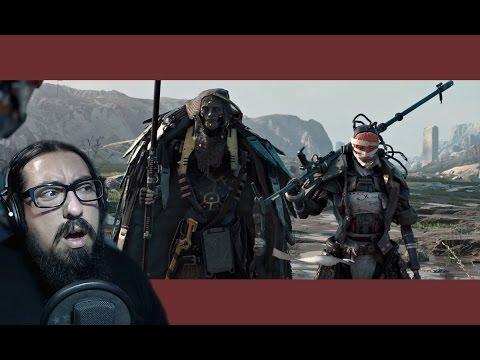 Unity Adam demo - the full film REACTION