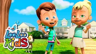 Best Songs for Children from LooLoo Kids 😍