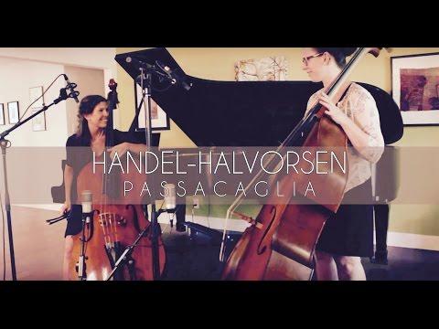 Handel-Halvorsen Passacaglia for Two Basses