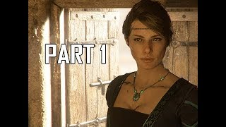 A Plague Tale Innocence Walkthrough Part 1 - First 2 Hours!!! (Gameplay Commentary)